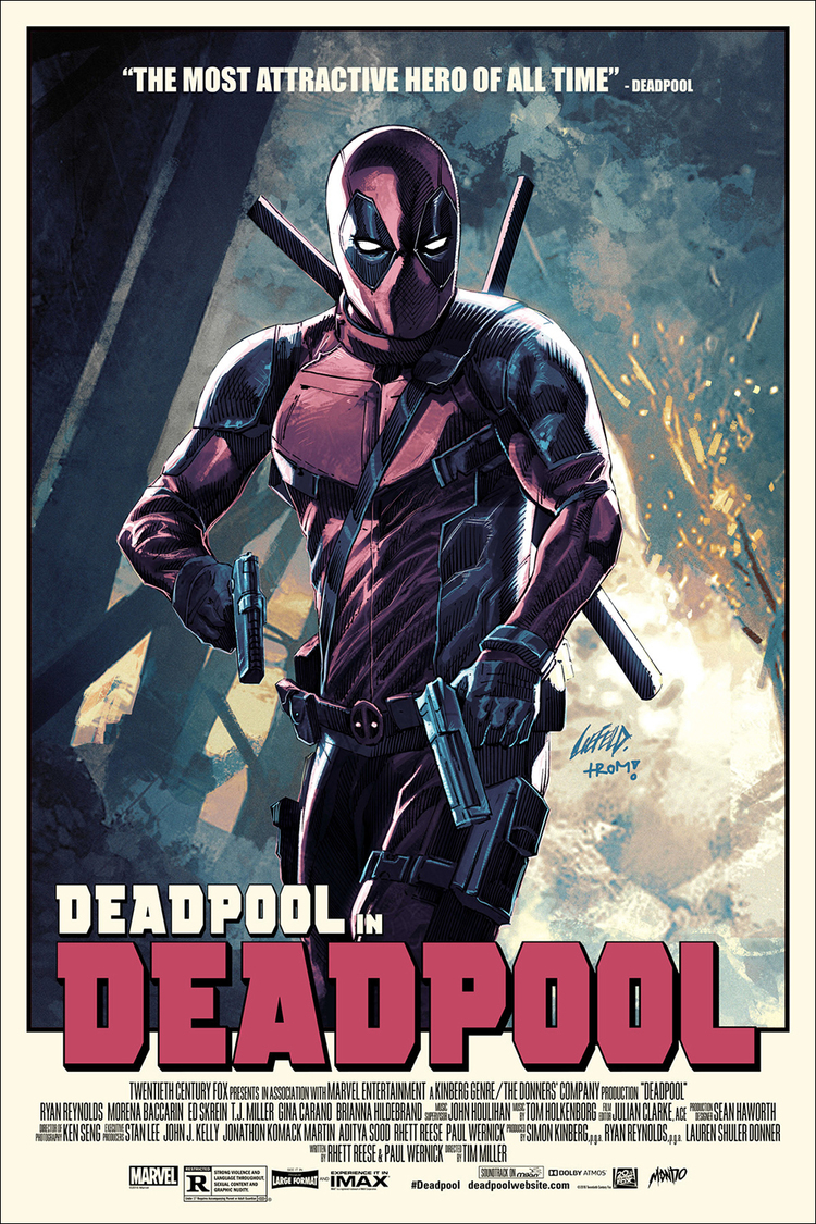 http://mondotees.com/products/deadpool-variant-poster?variant=16225000899